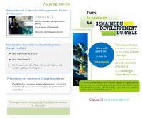 développement durable, océanopolis, brest